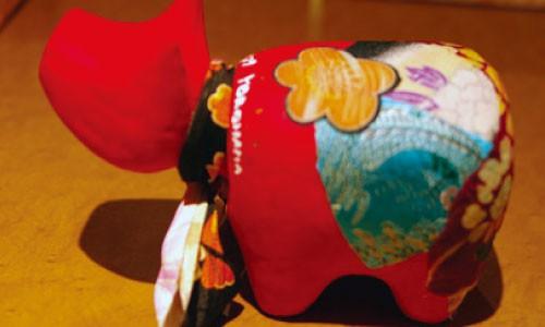 第2回開催「横浜赤レンガ倉庫1号館」の作品